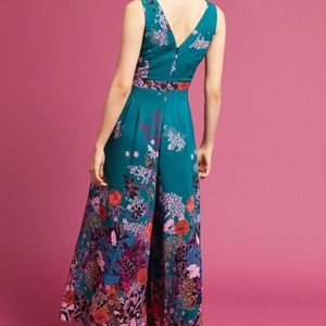 Anthropologie Andalusia Jumpsuit size 14